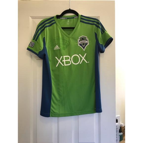 pretty nice aadf7 cf106 Seattle Sounders FC Shirt